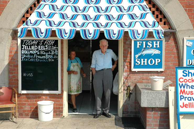 Fish Shop Brighton